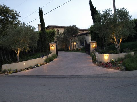 Conejo Valley Exterior Lighting