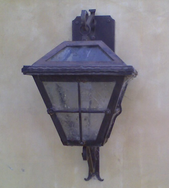 Conejo Valley Exterior Lighting Sconce